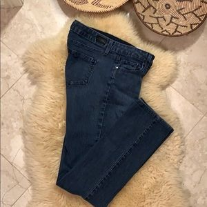 Anthropologie Paige skyline jeans